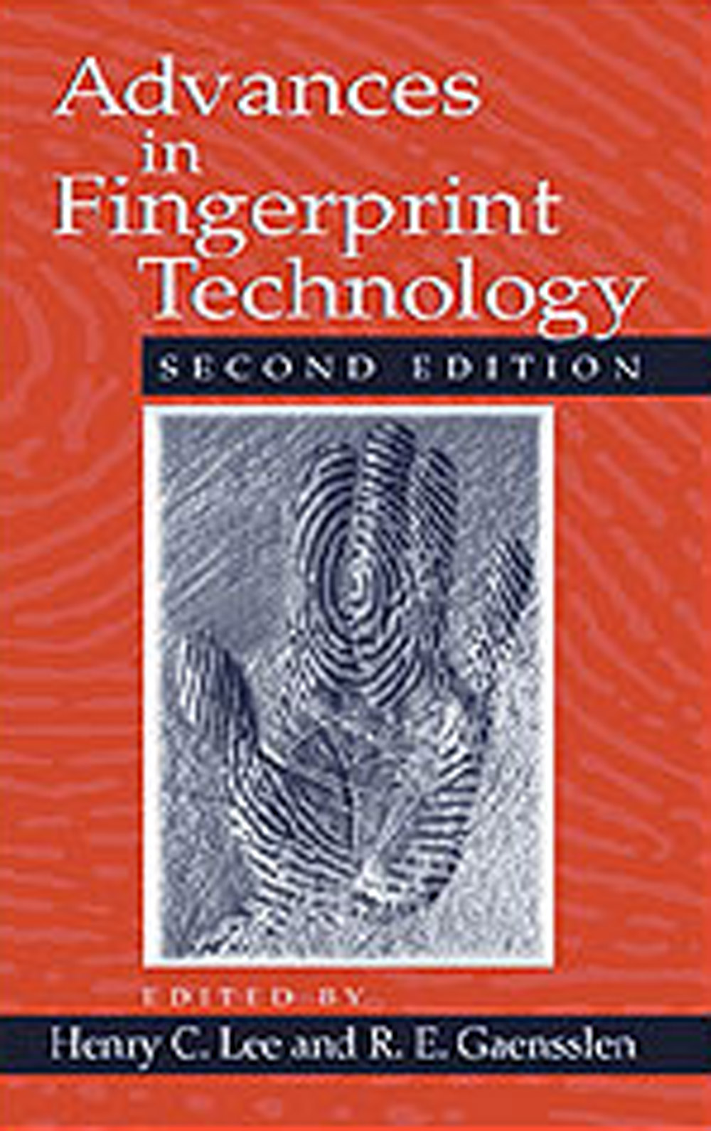 Advances In Fingerprint Technology Pi Magazine Trade Publication Cut Engineer Safety Boots Iron Fosil Leather Coklat For Private Investigatorspi