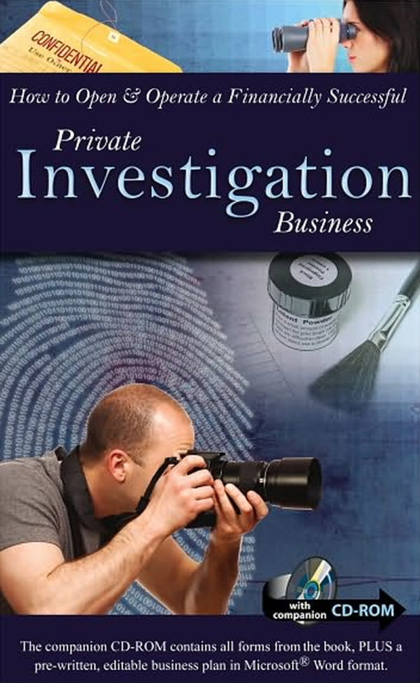 How to Open & Operate a Financially Successful Private Investigation
